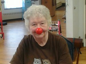 Lilley red nose