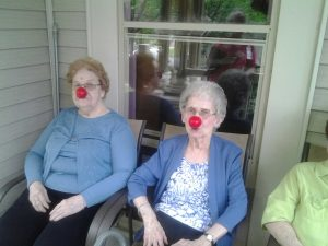 Residents Red nose 1