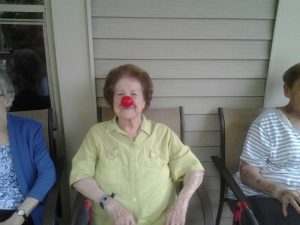 Wolfe Red Nose