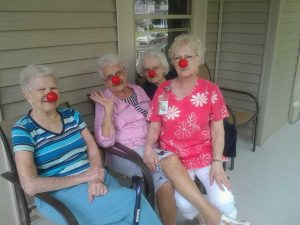 residents red nose 3
